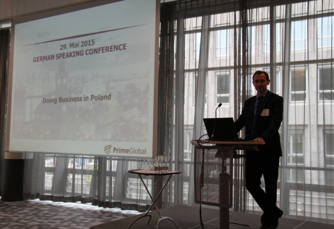 ATA Finance auf der PrimeGlobal Conference