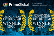 PrimeGlobal has been recognized