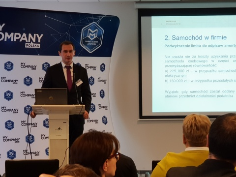 ATA Finance na konferencji MyCompany